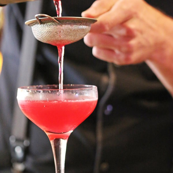 Cocktails at Oxton Bar & Kitchen