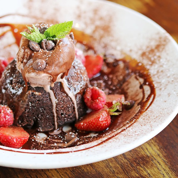 Death by chocolate at Oxton Bar & Kitchen