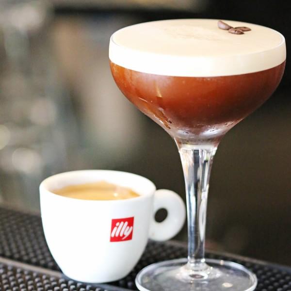 Espresso martini at Oxton Bar & Kitchen